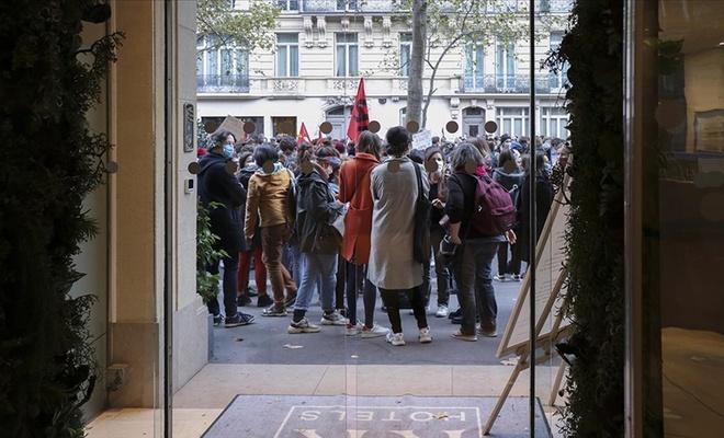 Fransa'da grev var!