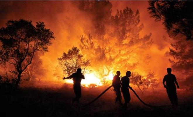Kazara orman yaktı, 155 bin TL ceza aldı