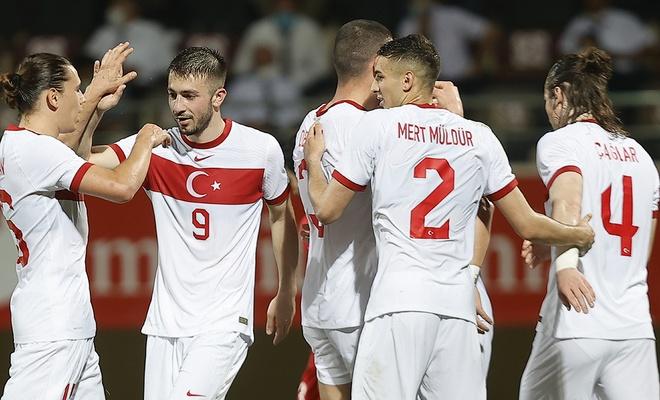 Türkiye EURO 2020'de ilk maçına yarın çıkıyor