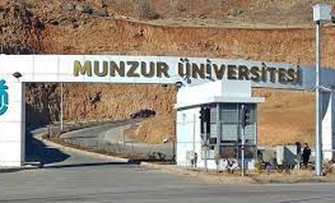 Munzur Üniversitesi personel alacak