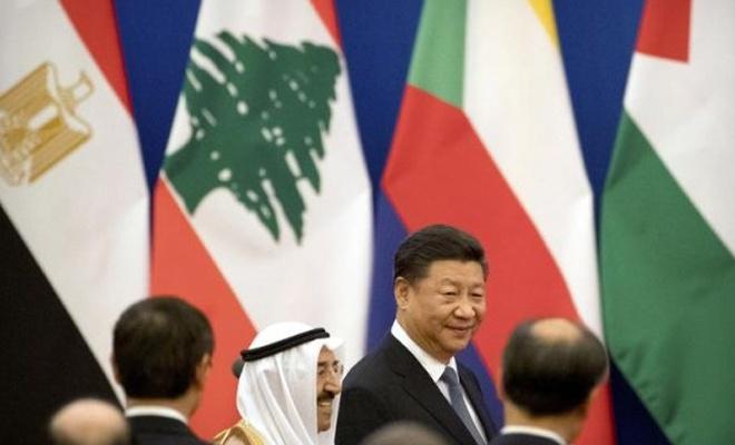 İpek Yolu projesinde Çin ile Arap ülkeleri anlaştı