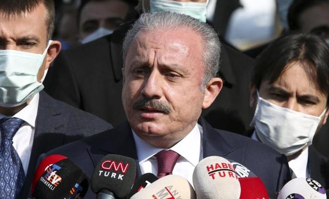 Şentop'tan AYM'ye başvuran HDP'li Ömer Faruk Gergerlioğlu hakkında açıklama