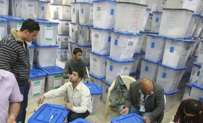 Irak'ta son seçim açıklaması