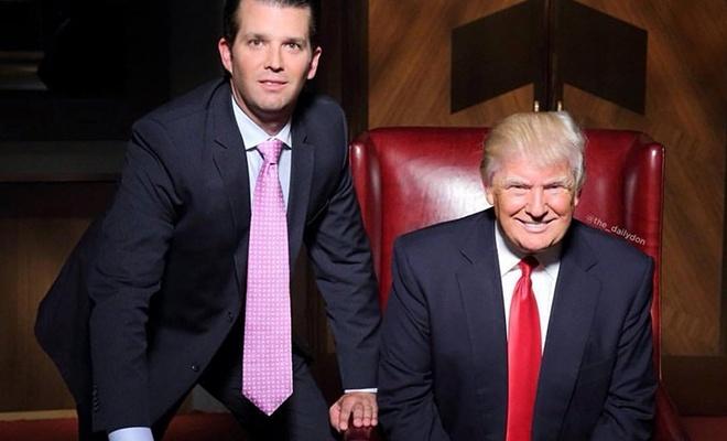 Trump'ın oğlu ifadeye çağırıldı