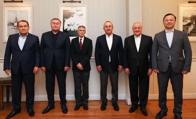 """""""Türk Konseyi Dışişleri Bakanları Olağanüstü Toplantısı"""" başlıyor"""