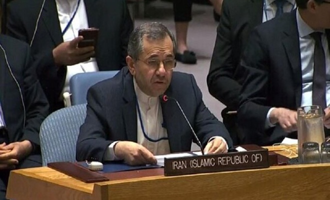 İran: ABD, BMGK 2231 sayılı kararı konusunda herhangi bir hakka sahip değildir