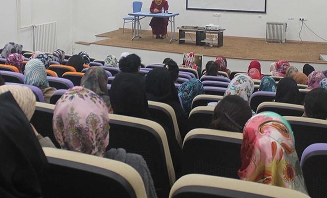 """Diyanet`ten kadınlara yönelik """"Cuma Dersleri"""" programı"""