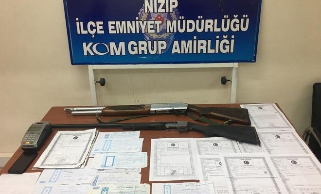 Tefecilik operasyonunda 3 şüpheli gözaltına alındı