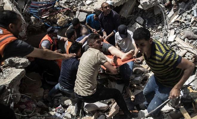 Uluslararası Af Örgütü'nden savaş suçu açıklaması