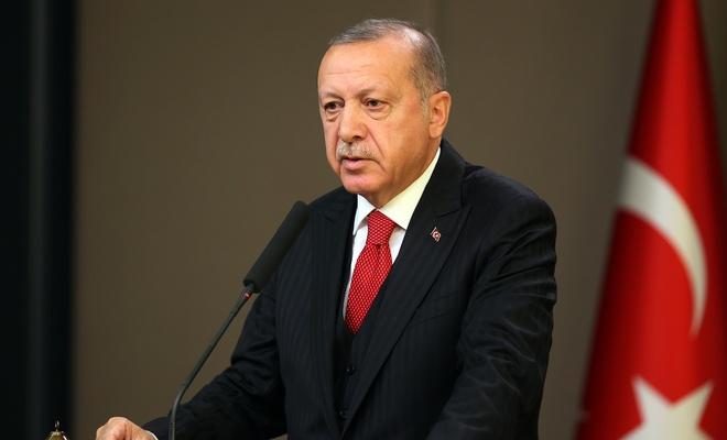 Erdoğan'dan kendisine hakaret eden gazeteye suç duyurusu