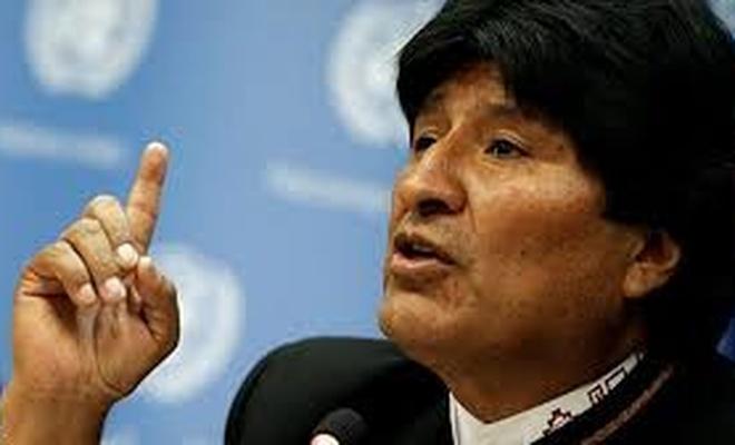 Bolivya Devlet Başkanı, halkı sokağa çağırdı