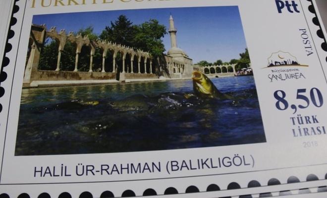 Şanlıurfa`nın tarihi güzellikleri pullarla tanıtılacak