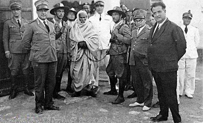 Libya'da direnişin öncüsü: Çöl Aslanı Ömer Muhtar