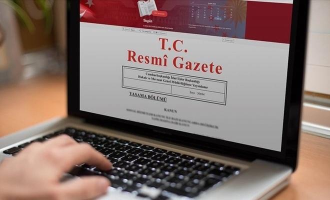 Diyanet İşleri Başkanlığı Atama Kararları Resmî Gazete'de