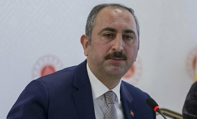 Adalet Bakanı Gül,  289 darbe davasına binaen açıklamalarda bulundu