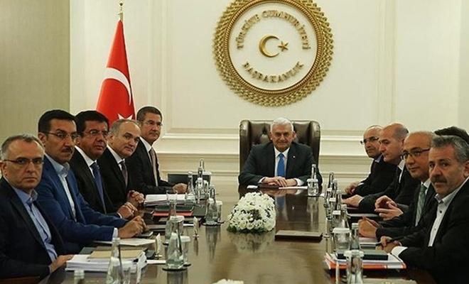 Ekonomi Koordinasyon Kurulu toplantısı iptal edildi