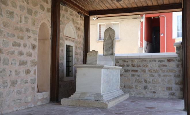 Edirne'deki Tarihi Cami Restore Edildi