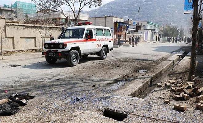 Afganistan'da 5 sivil öldü!