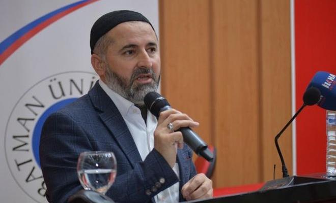 """""""İnsanlık Hazreti Muhammed`in adaletine dönmek zorunda"""""""