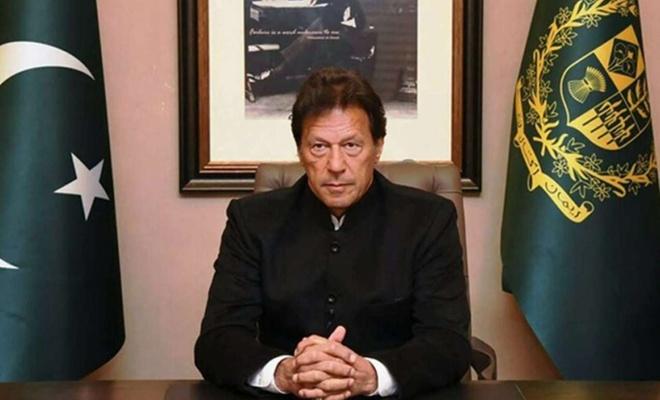 """Îmran Xanê Serokwezîrê Pakistanê: """"Em ê ji bo baregahan li ser axa xwe cih nedin Amerîka"""""""