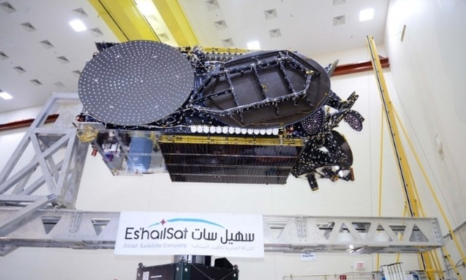 Katar, Suhail 2 uydusunu fırlattı