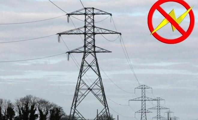 Mardin'in üç ilçesinde elektrik kesintisi uygulanacak