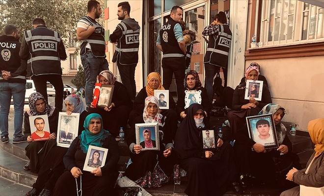 Diyarbakır annelerinin 'evlat nöbeti' 50. gününde
