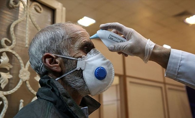 İran'da son 24 saatte 483 kişi Kovid-19'dan hayatını kaybetti