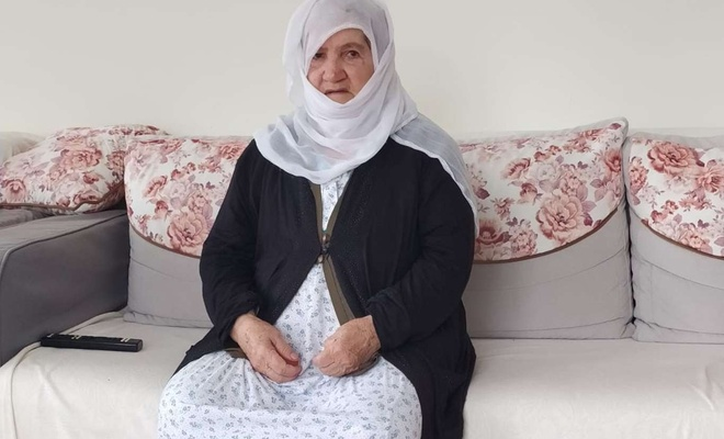 86 yaşında meme kanseri ameliyatı olan hasta şifa buldu
