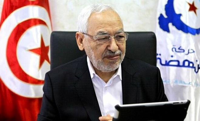 Tunus Meclis Başkanı Gannuşi darbe girişimin arkasındaki gücü açıkladı