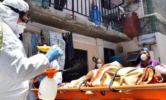 Mexico reports 22,339 daily confirmed cases of COVID-19