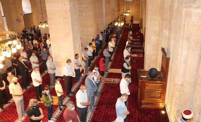 Ramazan Bayramı namazında Kudüs'teki siyonist vahşete dikkat çekildi
