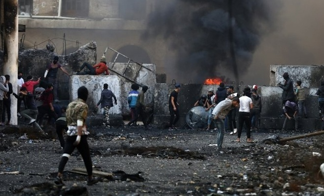 Göstericilere  açılan ateş sonucu ölü sayısı 25'e yükseldi