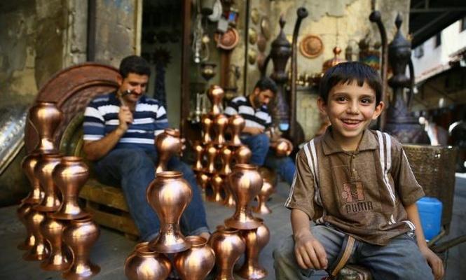 Turistler Gaziantep`in yüzünü güldürmeye başladı