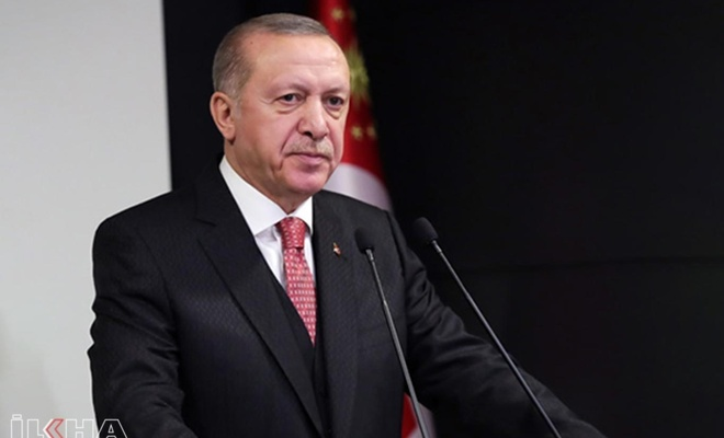 رئيس الجمهورية أردوغان يعلن عن تدابير جديدة بشأن وباء كورونا