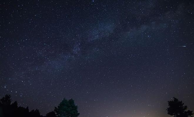 Gökyüzü meraklıları meteor yağmurunu Erciyes'te izleyecek