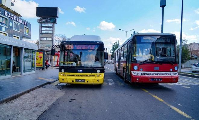 Diyarbakır Büyükşehir Belediyesi şehir içi otobüs hatlarını genişletiyor