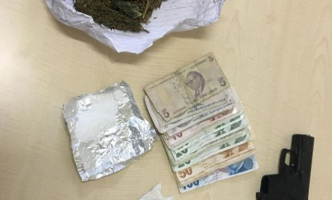 Gaziantep`te uyuşturucu operasyonu