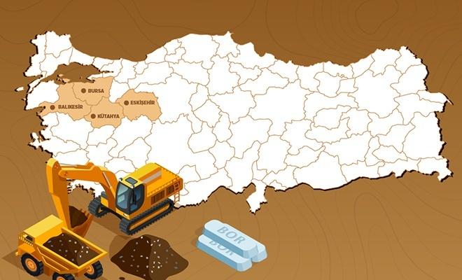 Türkiye'nin çevre dostu yer altı mirası: BOR