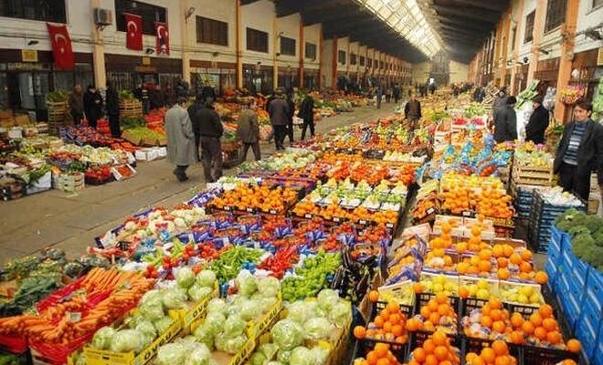 Antalya Hal Komisyoncuları Başkanı: Fiyatlar artacak