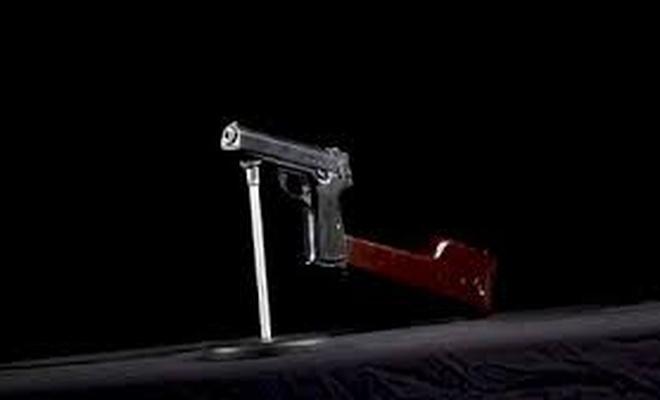 Kalaşnikov'un bilinmeyen makineli tabancasının videosu yayınlandı