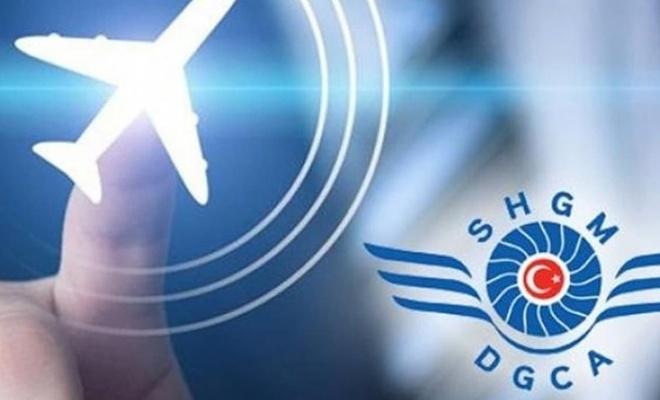 """Hava araçlarında kullanılacak """"milliyet ve tescil işaretleri"""" belirlendi"""