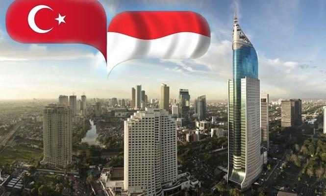Türkiye-Endonezya ekonomik işbirliği