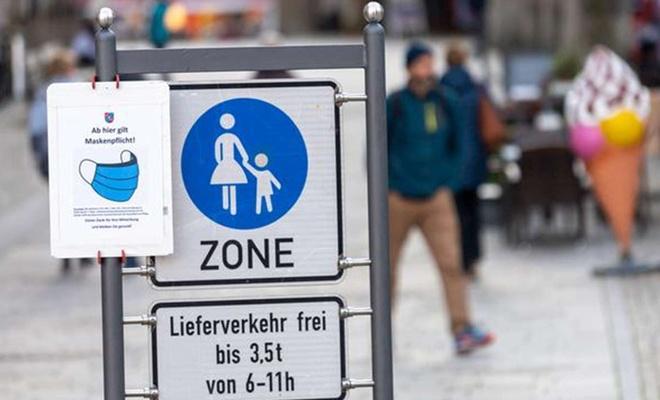 Almanya'da salgınla mücadelede eyaletlerin farklı uygulamalarının önüne geçilmesi hedefleniyor