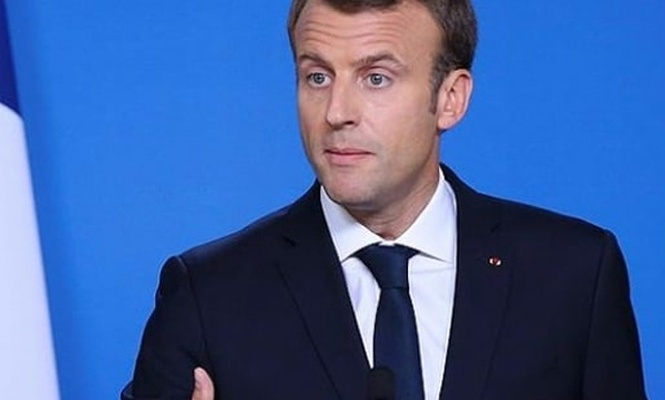 Macron: Türkiye konusunda anlaştık