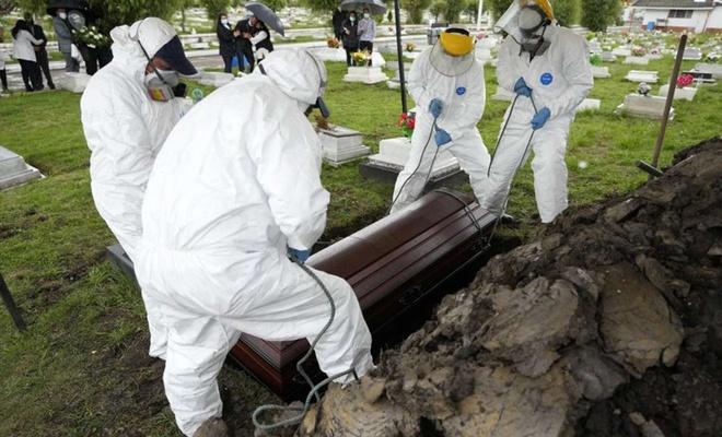 Kolombiya'da Covid-19 kaynaklı can kaybı 117 bin 482'ye yükseldi