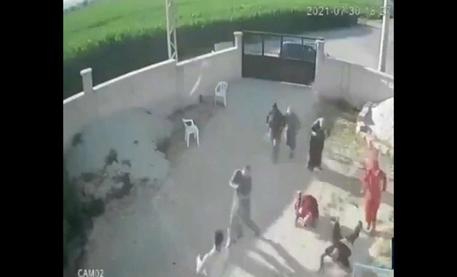 Konya'da tüyler ürperten katliamın görüntüleri ortaya çıktı