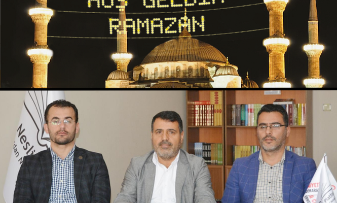 Kur`an Nesli Platformundan Ramazan Ayı tavsiyeleri