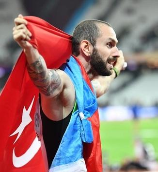 Ramil Guliyev Olimpiyat Oyunları'na veda etti