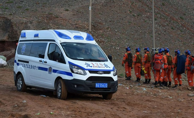 China: At least 21 killed due to extreme weather in mountain marathon
